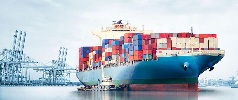 تجارت بین المللی با کشتی