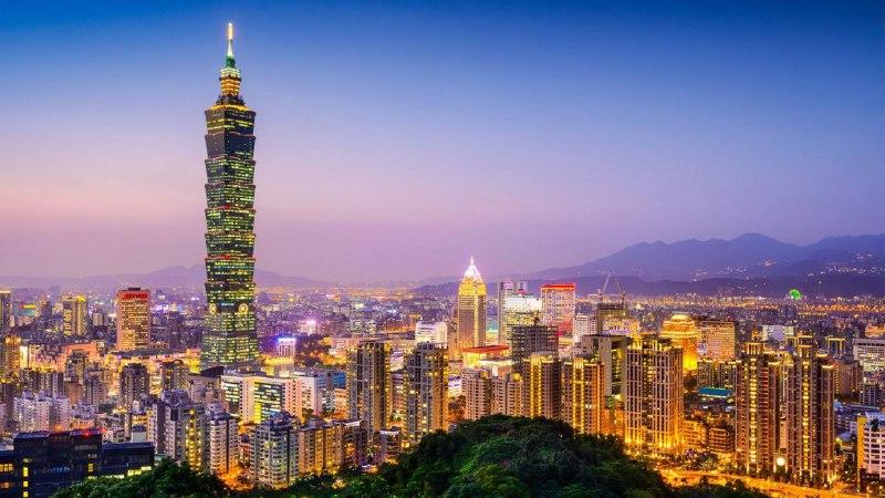 ساختمان های تایوان