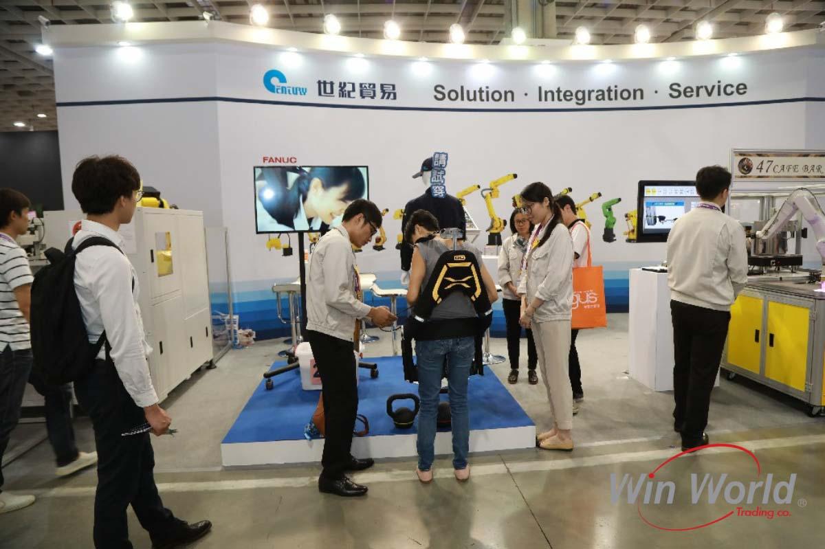 نمایشگاه های تایوان 2