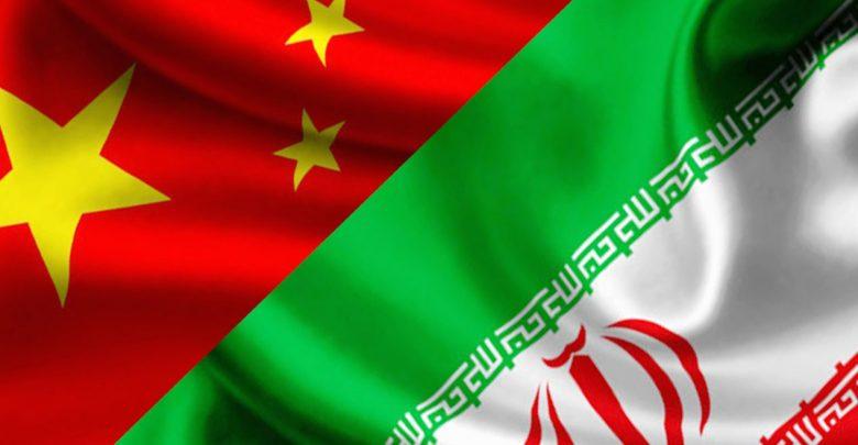 برنامه همکاری های ۲۵ ساله ایران و چین